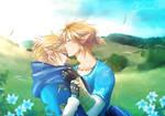 Legend Of Zelda ~ Breath Of The Wild ~ Fanart