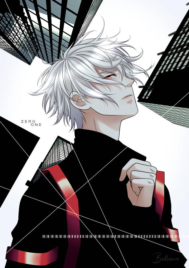 Zero One ~ Character Portrait I