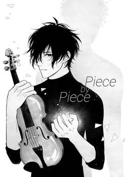 Piece by Piece ~ Given DJ ~ ch 1