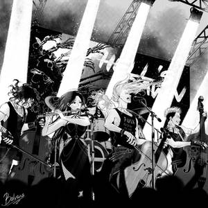Hell's Dawn In Concert \m/