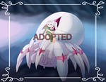 [CLOSE] #7 Adoptable Albino Arachne Cub