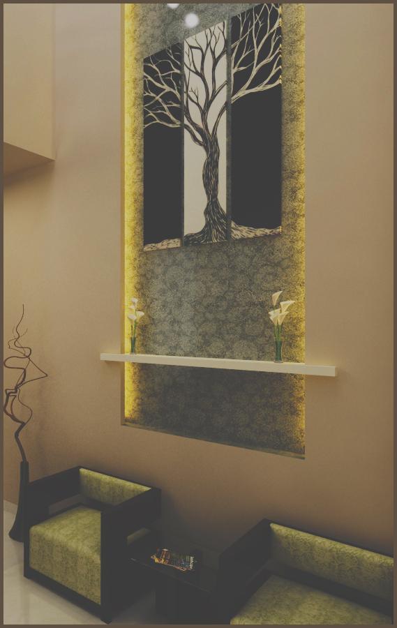 Interior by waikar3d