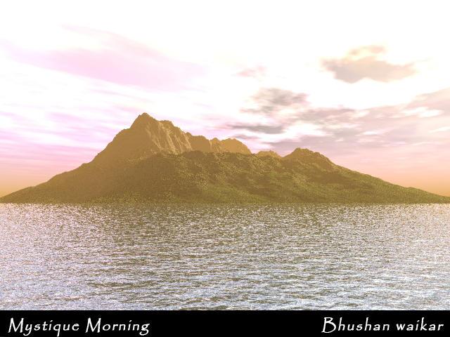 mystique_morning by waikar3d