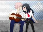 SakuSasu: A song for you