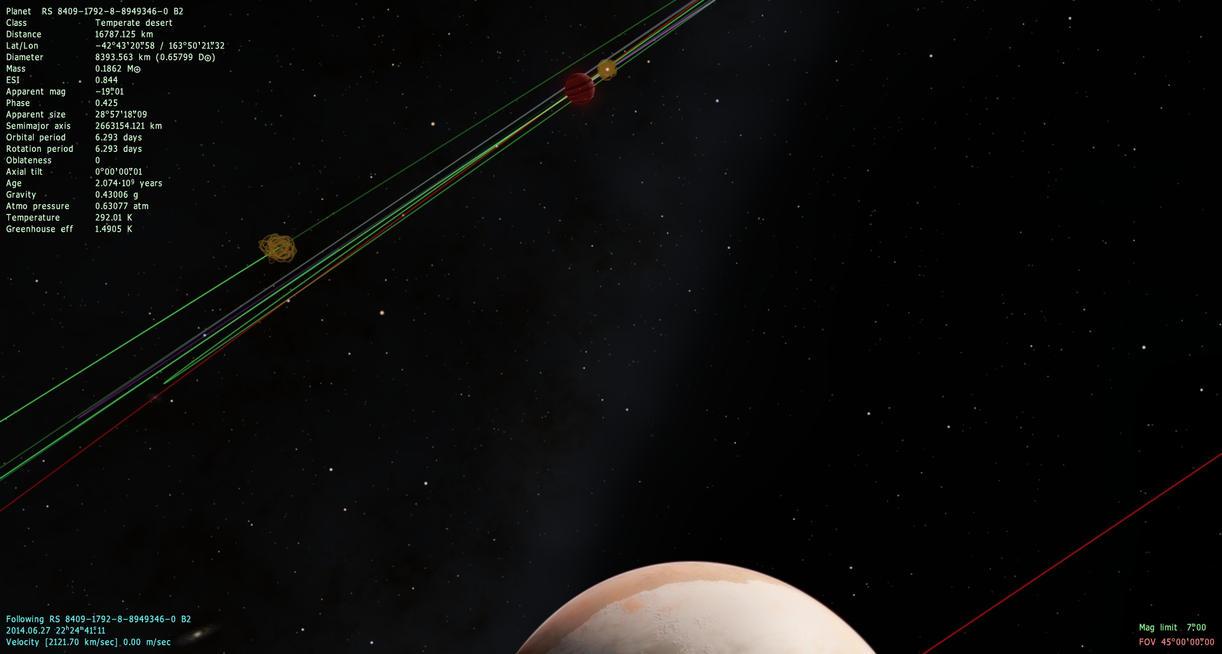 brown dwarf habitable planet - photo #4