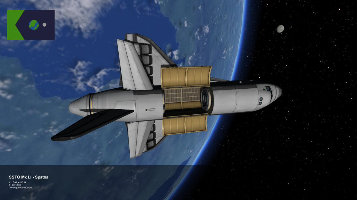 Not quite the space shuttle by hgfggg