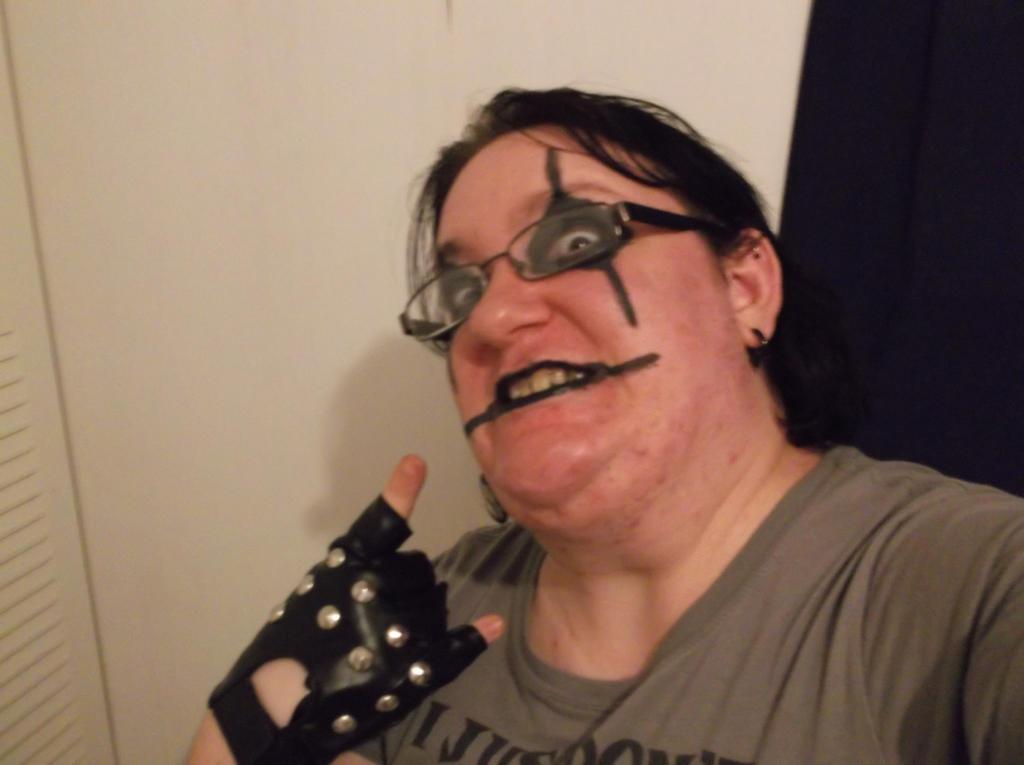 me in jinxx makeup by musicfreakboi on deviantart