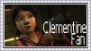 TWD : Clementine Stamp by Z-o-m-b-i-e-z