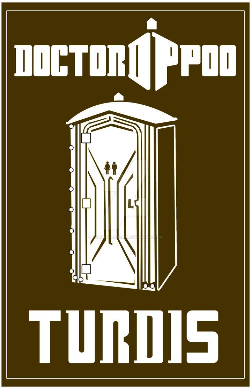 TheLittleCuppy | DeviantArt  |Doctor Who Art Poo