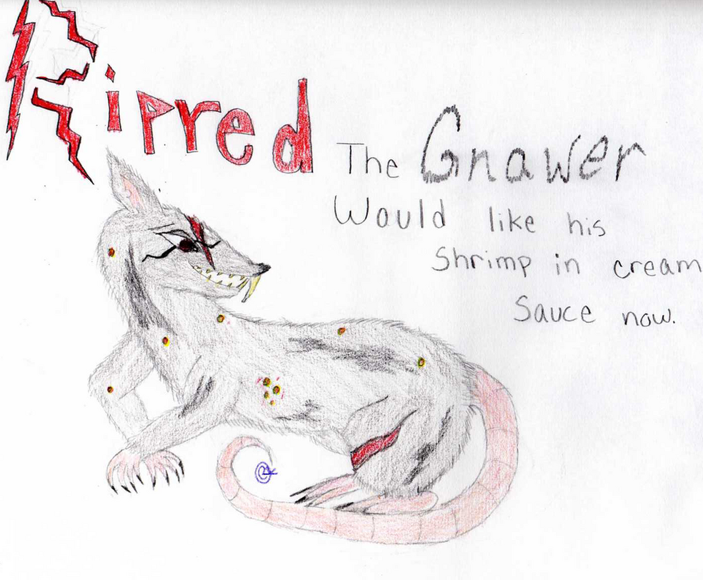 Ripred the Gnawer by t3h-b4n3 on DeviantArt