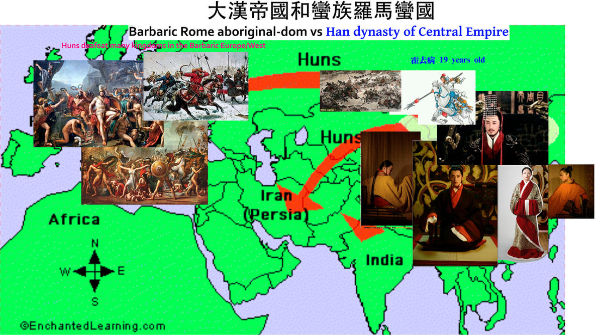 imperial rome vs han Get an answer for 'what are the differences and similarities between china's han dynasty and india's mauryan dynasty in terms of politics, society the dynasty was as powerful as the later roman empire.