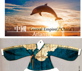 China(Atlantis) Great Sun Central Empire by olilertinlawliet