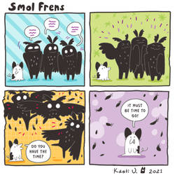 Smol Frens - What's the Time