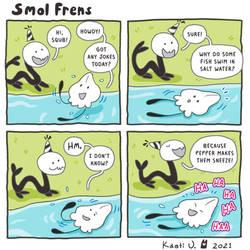 Smol Frens - Sounds fishy