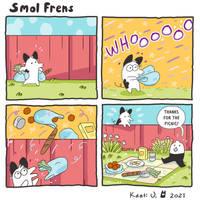 Smol Frens - picnic ???