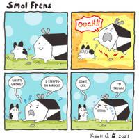 Smol Frens - tenderfoot