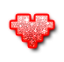 Corazon Pixel png by JhoannaEditions