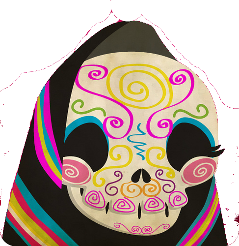 Day of death PNG by JhoannaEditions