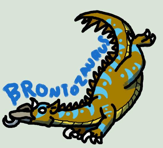 Brontozaurus's Profile Picture