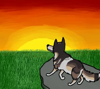 Evening (For Jana) by Meadowstar01