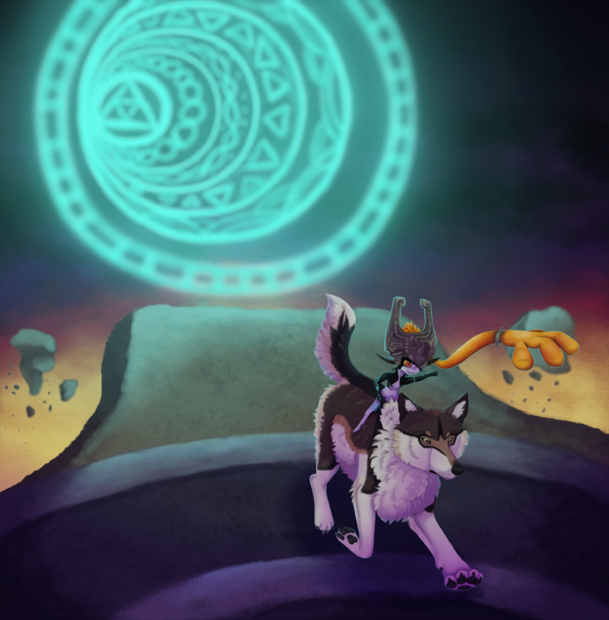 (COLLAB) Happy Birthday, Midna! by Meadowstar01