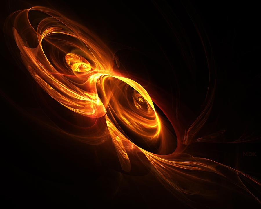 Frac 147 - Solar Storm by MDK-fractal
