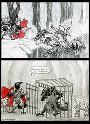The Adventures of a most magnificent Jackdaw Bard by TTLuciferal