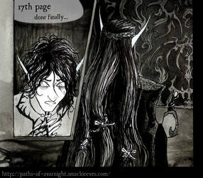 Paths of Avarnight page 17 teaser
