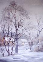 WINTER by LenaAkhumova