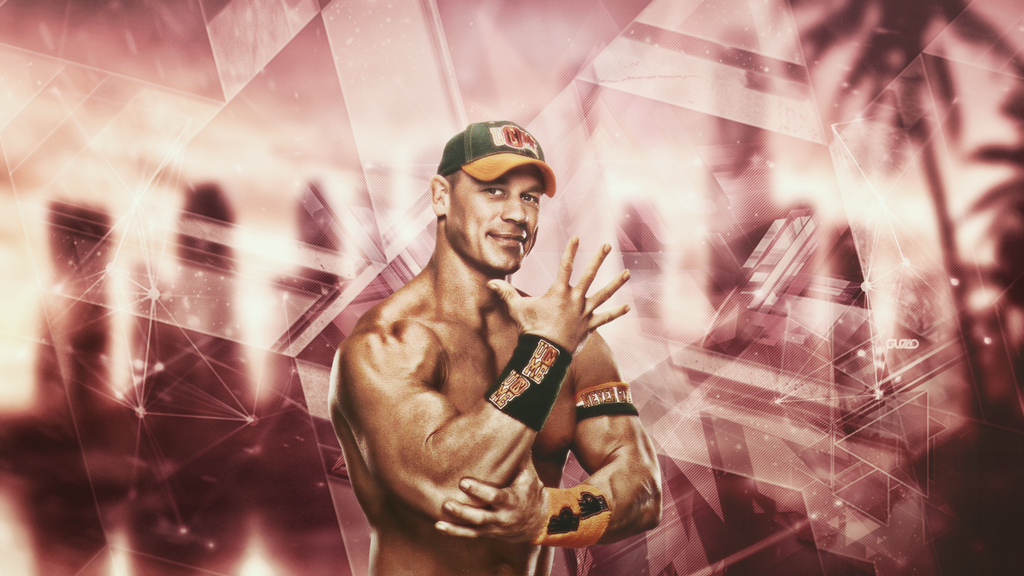 JohnCena WallPaper by ErionGraphic on DeviantArt