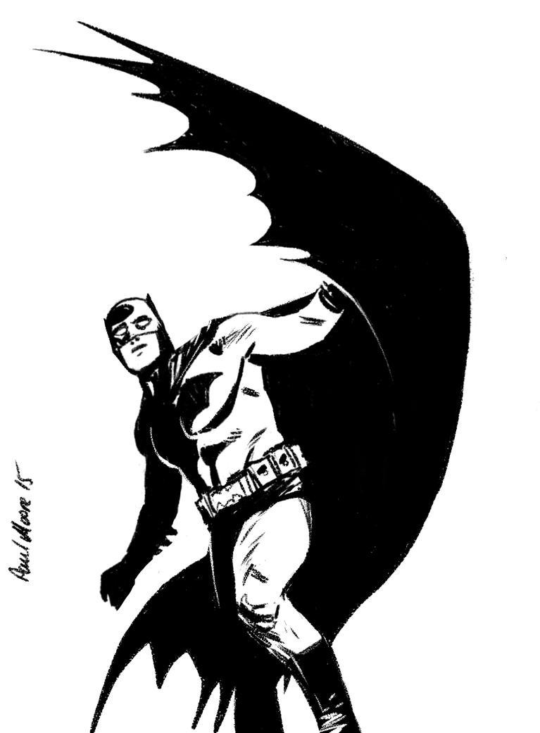 Batman day 2015 by Paul-Moore