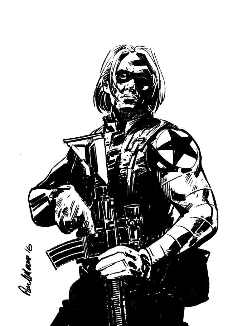 Winter Soldier by Paul-Moore