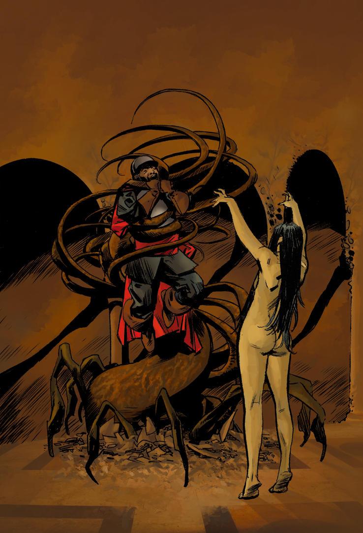 Planet of Daemons by Paul-Moore