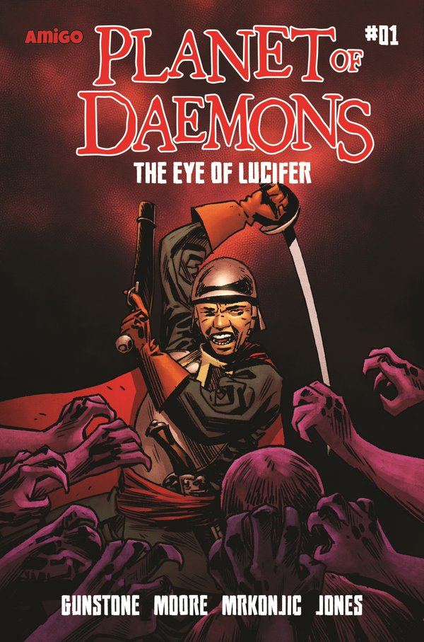 Planet of Daemons Main cover by Paul-Moore
