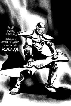Blackaxe