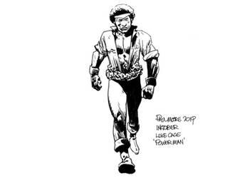 Power man 77 Luke Cage