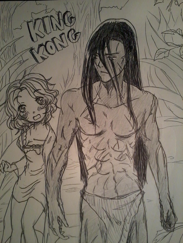 king kong and ann darrow relationship
