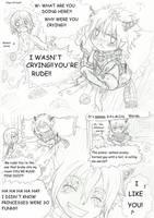 NaLu My Baby Dragon - My Pet Princess Chap 2 pg2 by Inubaki
