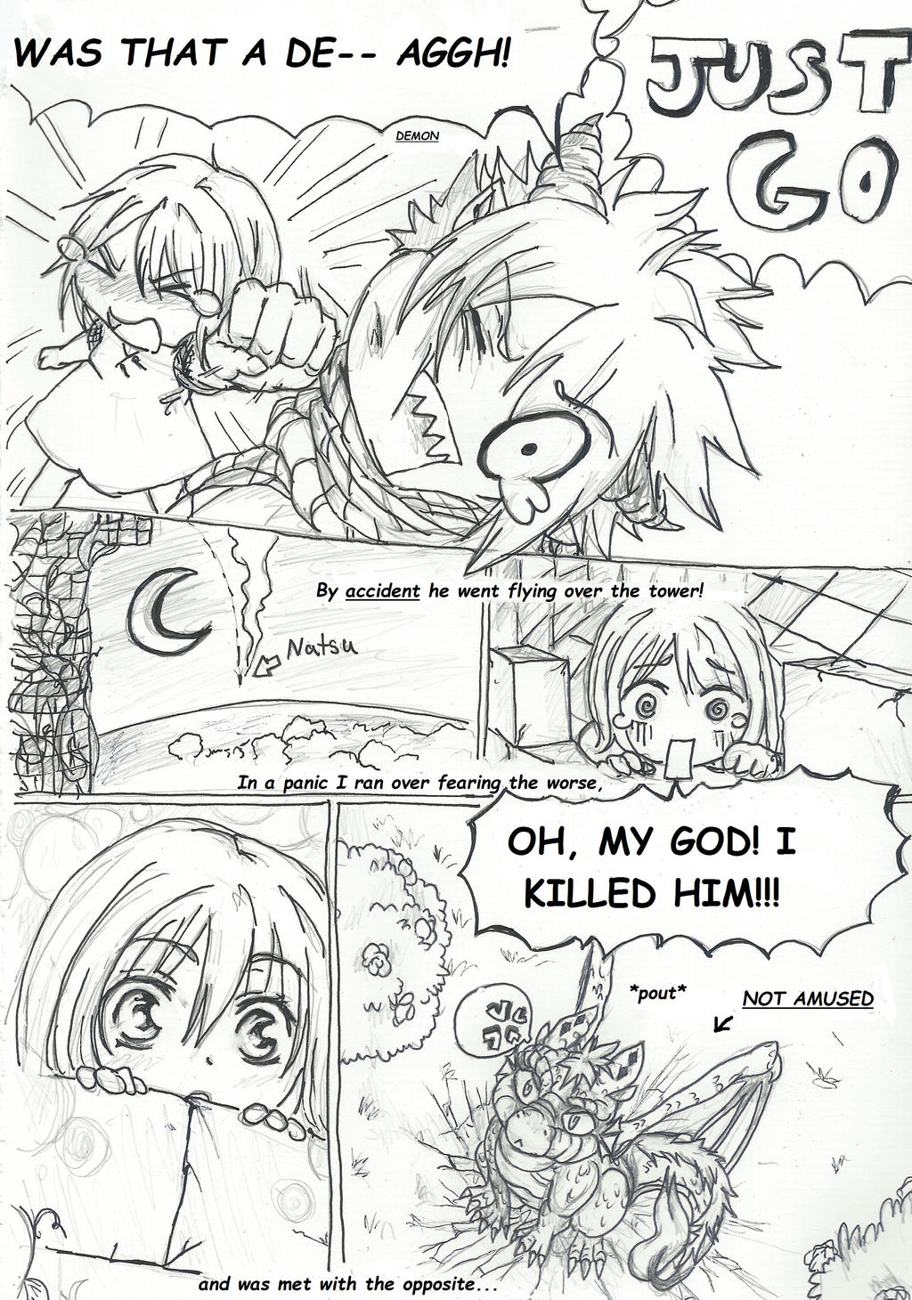 NaLu My Baby Dragon - My Pet Princess  Chap2 pg11 by Inubaki