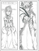 NaLu - 'Princess Shows Her...ah...Gratitude' Pg2 by Inubaki