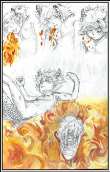 GaLe My Idiot Dragon - My Blue Fairy Chap8 Pg30