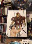 Tribute to Iron Man