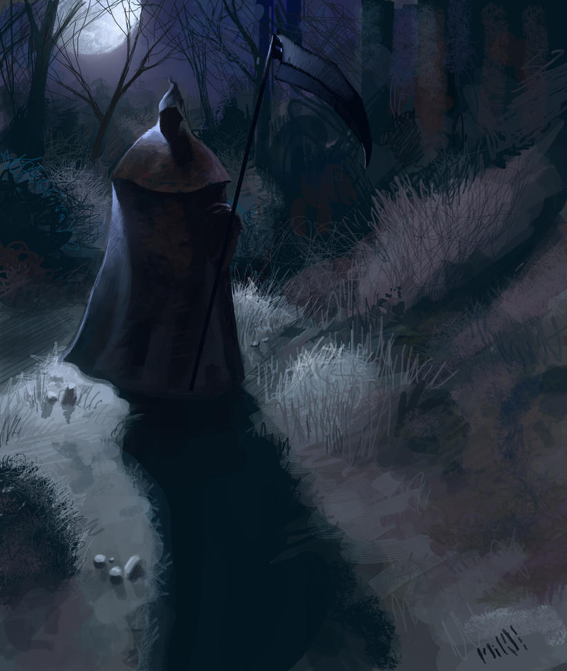 Moon by MikeAzevedo