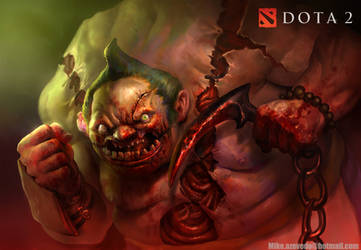 Pudge by MikeAzevedo