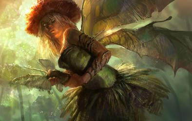 Fairy by MikeAzevedo