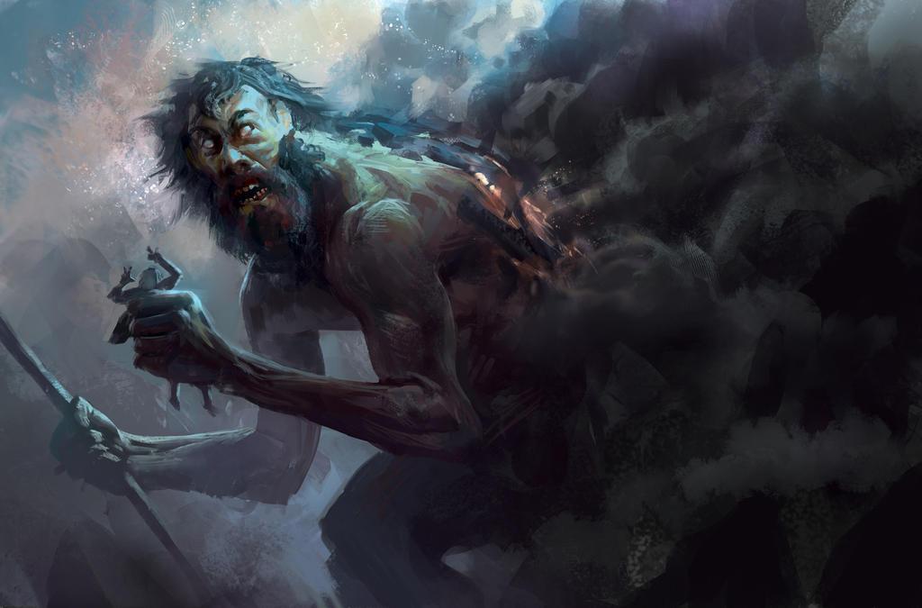 Cronos, by Mike Azevedo : ImaginaryMythology