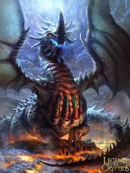 Balmasseus, the crimson by MikeAzevedo