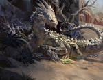 Desert Dragon