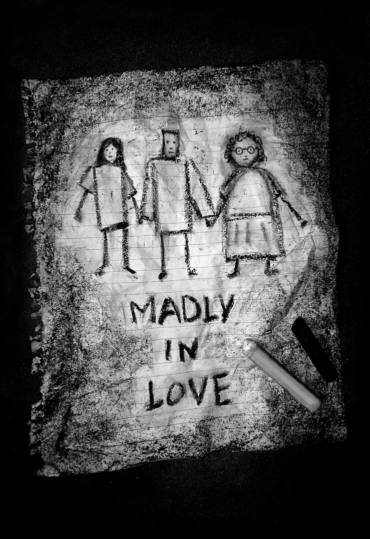 Madly in Love: Cover 1 by wowtheskyisblue