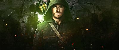 Arrow by rorshaack